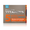 Essential Vitamins. Betaine & B-vitamins